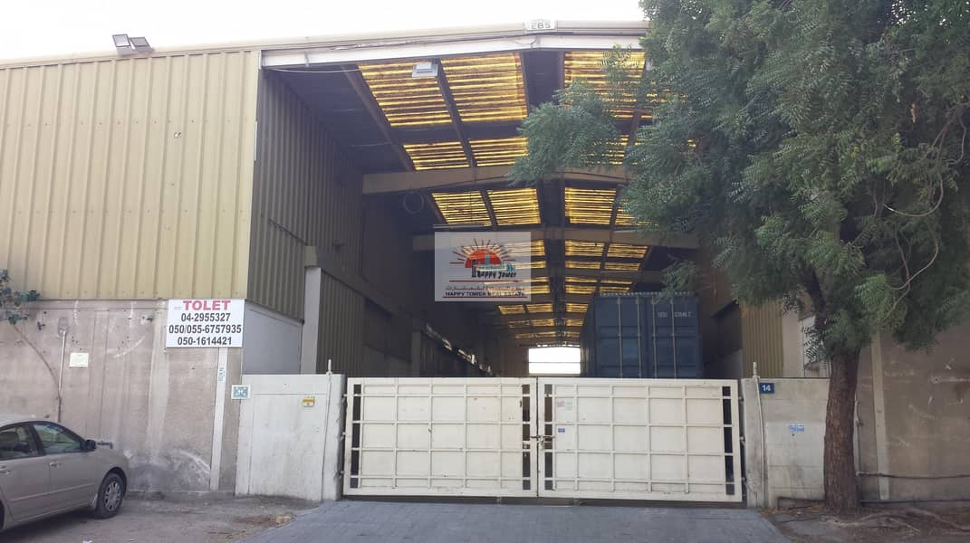 For Rent Warehouse 3