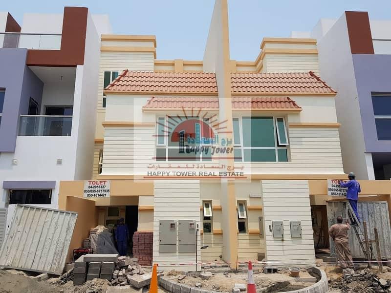 2 G+1 Floor Villa For Rent in Abu Hail