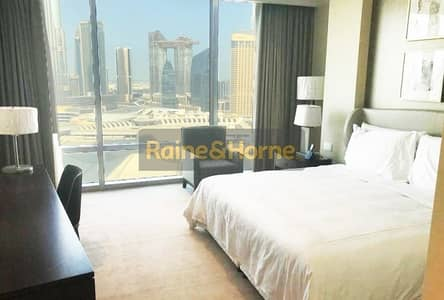 2 Bedroom Apartment for Rent in Downtown Dubai, Dubai - The Address Residence Full Fountain View
