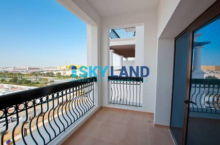1 Bedroom Flat for Rent in Yas Island, Abu Dhabi - Flexible Payments! Spacious 1BR in Ansam