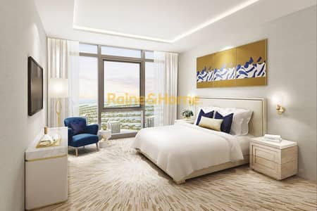 Studio for Sale in Palm Jumeirah, Dubai - Fully Furnished Studio in The Palm Tower