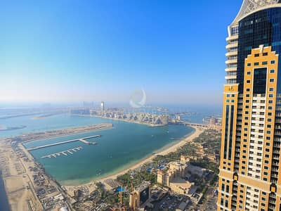 2 Bedroom Apartment for Sale in Dubai Marina, Dubai - Exclusive Stunning High Floor 2 Bedroom Apt