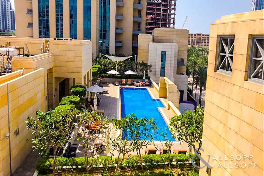 Boulevard View | Close To Dubai Mall | 2 Bed