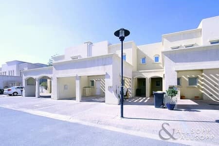 3 Bedroom Villa for Rent in The Lakes, Dubai - 3 Beds | Maeen 4 | C-Middle | Single Row