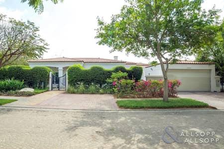 4 Bedroom Villa for Sale in Green Community, Dubai - New Listing | Corner Unit | Large Plot