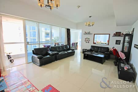 2 Bedroom Flat for Sale in Jumeirah Lake Towers (JLT), Dubai - 2 Bedrooms | Vacant On Transfer | Park Views