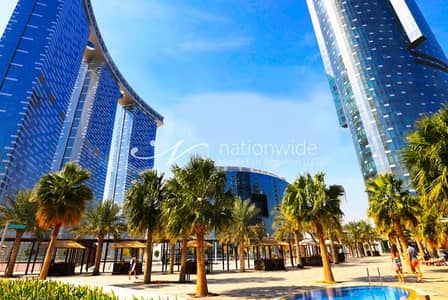 2 Bedroom Apartment for Sale in Al Reem Island, Abu Dhabi - Cozy 2 BR Apartment + Modern Facilities!