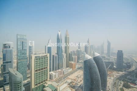 2 Bedroom Flat for Rent in DIFC, Dubai - Bright 2 BR | High Floor | Vacant May 11th