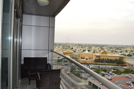 2 Bedroom Flat for Rent in Jumeirah Lake Towers (JLT), Dubai - 02BR Lake View Furnished APT | V3 Tower