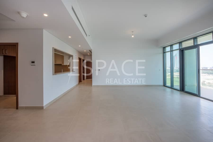 2 Brand New 3 Beds + Maids   Golf Course View