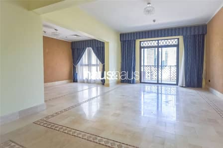 2 Bedroom Flat for Rent in Old Town, Dubai - Burj Khalifa View | Extra Dining | Chiller Free