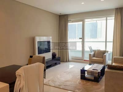 1 Bedroom Flat for Sale in Business Bay, Dubai - Unfurnished|1bed |Waters Edge|Low Floor