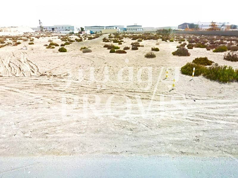 10 Residential Land For Sale in Shakhbout City !
