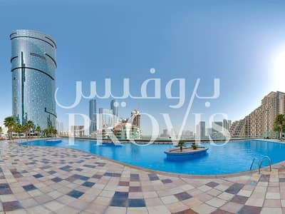 1 Bedroom Apartment for Rent in Al Reem Island, Abu Dhabi - Hot Offer! Spacious 1BR+1 Apt! Sun Tower
