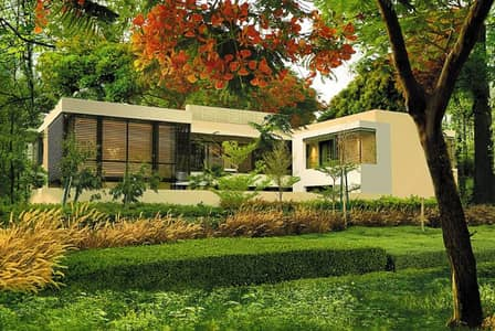 Canal front -Greenest in Dubai- Flagship of excellence 6 bdr villa with unmatched Value, Luxury.....