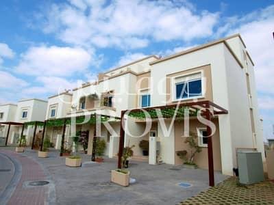 3 Bedroom Villa for Sale in Al Reef, Abu Dhabi - 3 BR Single Row w/ Extended Garden! Sale