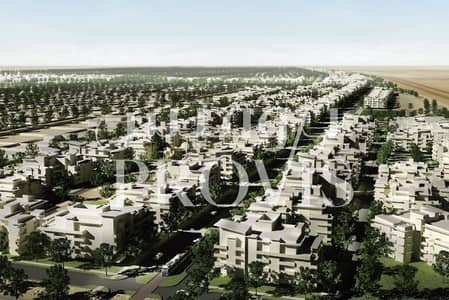 Plot for Sale in Khalifa City A, Abu Dhabi - 100X100 Land for sale in Al Merief Project
