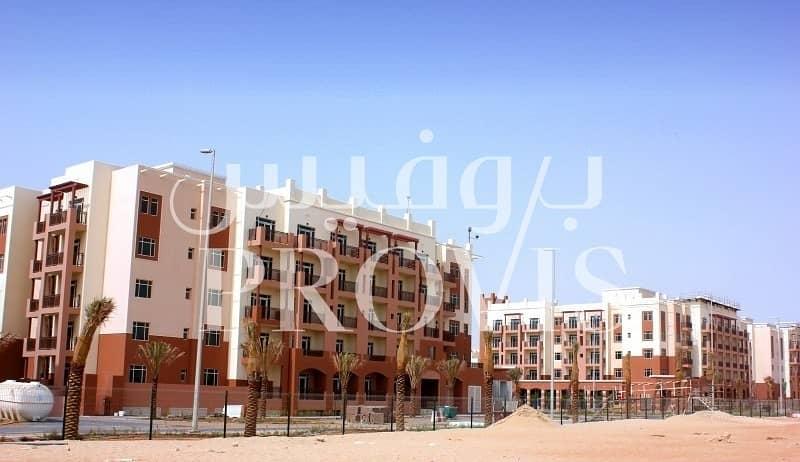 22 Hot Offer! 2-BR Terrace Apartment in Al Ghadeer