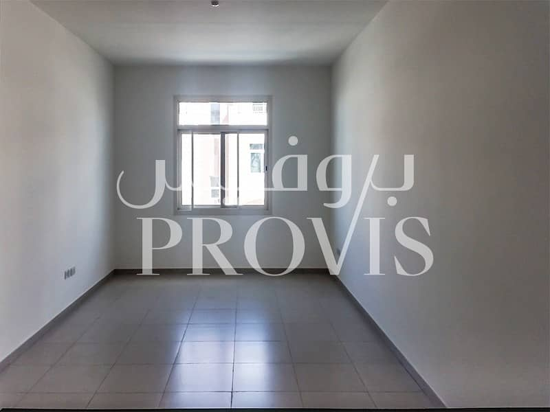 2 Terrace Studio Apartment in Al Khaleej Village!