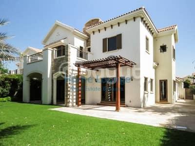 4 Bedroom Villa for Sale in Jumeirah Golf Estate, Dubai - IMMACULATE 4 BR VILLA + MAID| TYPE A|NICE LOCATION