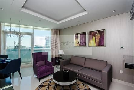 1 Bedroom Hotel Apartment for Sale in Downtown Dubai, Dubai - Canal View | High Floor | One Bedroom | Furnished