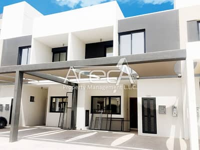 3 Bedroom Townhouse for Rent in Al Salam Street, Abu Dhabi - Brand New 3 Bedroom Townhouse in Khalifa Park, Salam Street Area!
