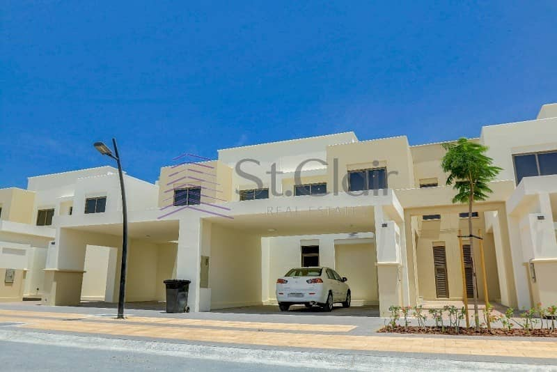 2 3 Beds + Maids Townhouse | Community View