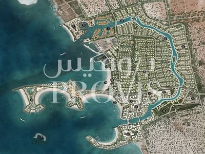 Plot for Sale in Ghantoot, Abu Dhabi - Al Jurf  Land with a  Good Payment Plan!