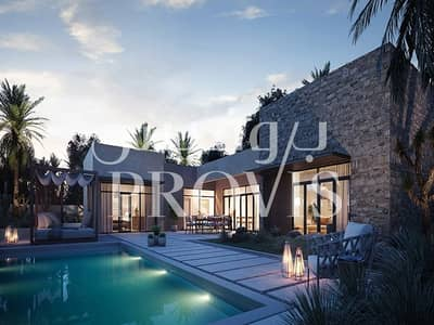 5 Bedroom Villa for Sale in Ghantoot, Abu Dhabi - 5 BR Budoor Villa in Al Jurf ! For Sale