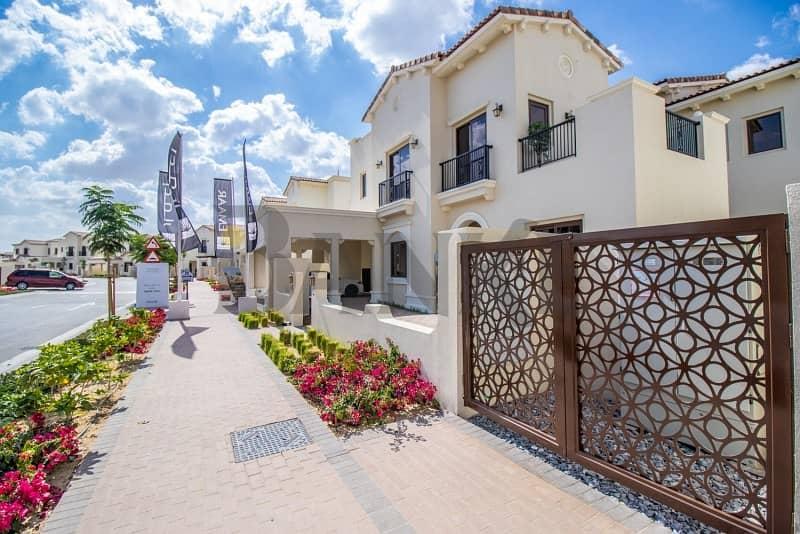 Brand New Villa in Aseel Arabian Ranches