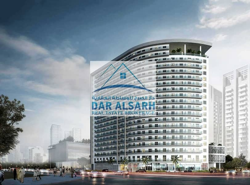 2 Own your apartment in Al Barsha with a payment plan of 1% monthly for 6 years