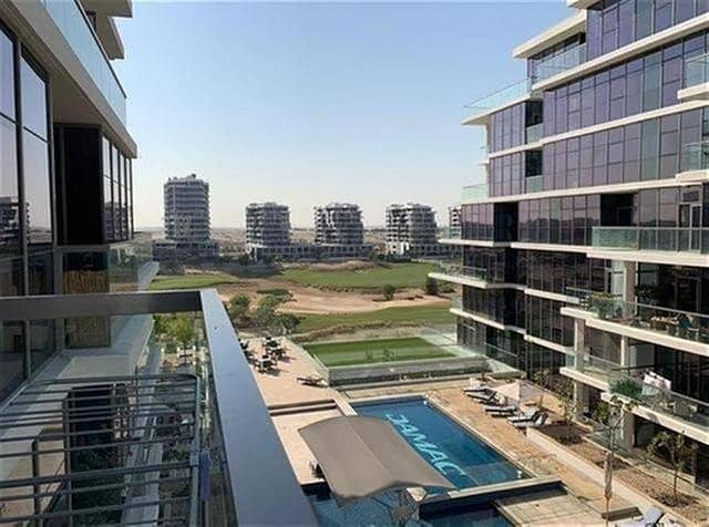 10 Brand New and Luxury | Studio Flat | For Rent at Damac Hills