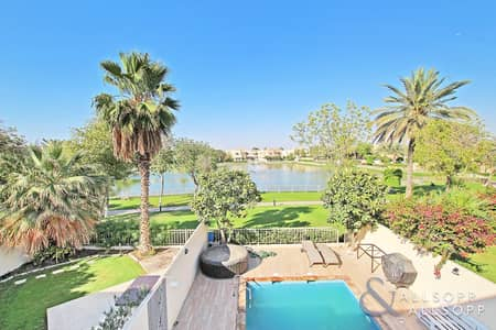 3 Bedroom Villa for Sale in The Springs, Dubai - Premium Location  |  Full Lake Views