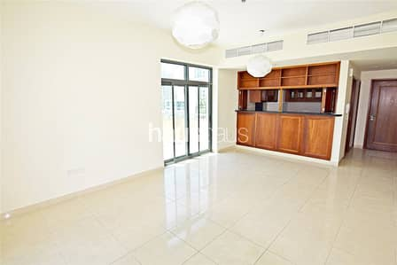 1 Bedroom Flat for Rent in The Views, Dubai - 1 + Study | Early June | Powder Room |