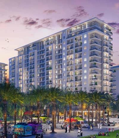 شقة 1 غرفة نوم للبيع في تاون سكوير، دبي - 4 Yrs Post handover| Rawda Apartments in Town Square
