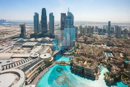 2 Bedroom Apartment for Sale in Downtown Dubai, Dubai - Furnished Luxury Apartment With Fountain View