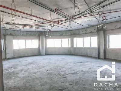 مکتب  للايجار في القرهود، دبي - Now ready! / Shell and Core offices / Al Garhoud