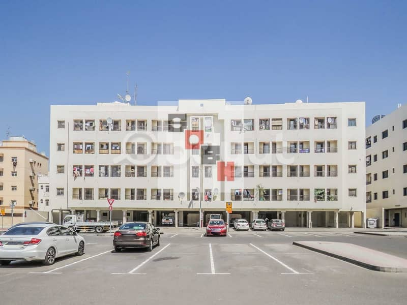 2 Bedroom Apartment Available for Rent in  SOBH Rigga Bldg.  2
