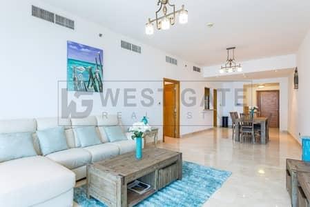 2 Bedroom Flat for Sale in Dubai Marina, Dubai - Full Sea & Palm View | 2 BR in Trident Grand