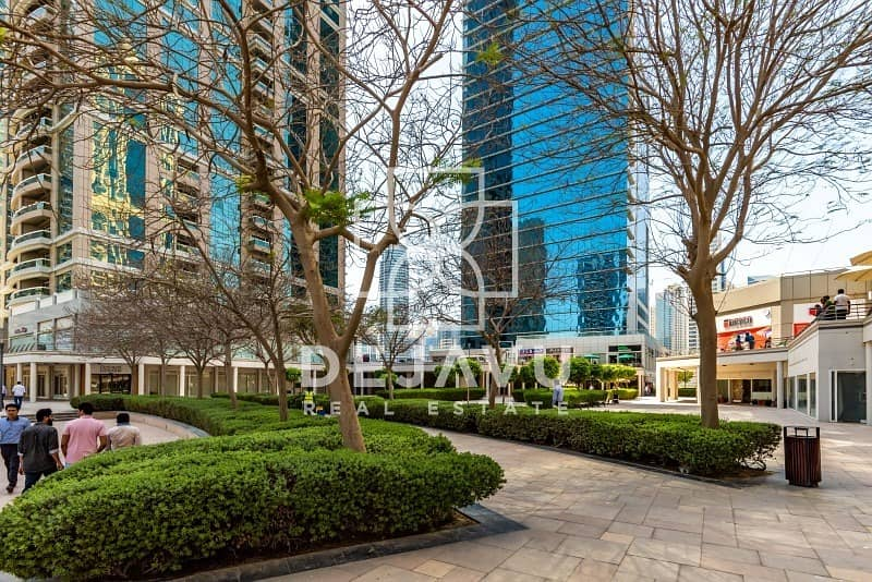 12 Fitted Retail Shop For Sale in Jumeirah Lake Tower