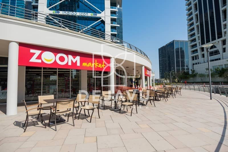 2 Fitted Retail Shop For Sale in Jumeirah Lake Tower