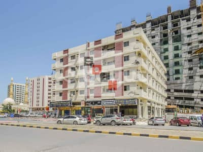 Spacious 3 bedroom aparment available in SOBH  Ajman Bldg. 1