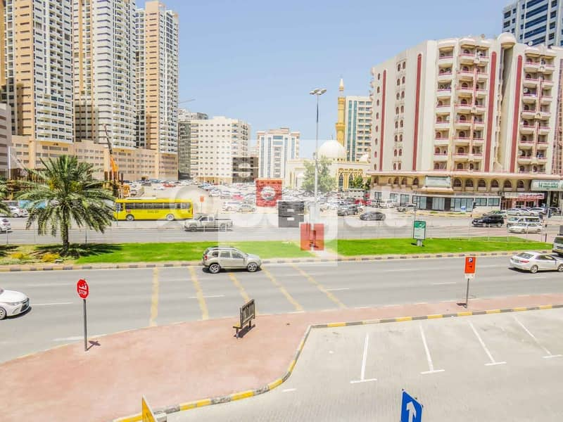 10 Spacious 3 bedroom aparment available in SOBH  Ajman Bldg. 1