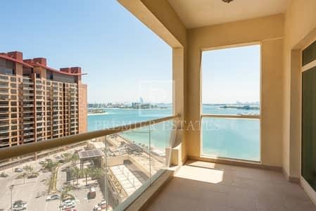 بنتهاوس 4 غرفة نوم للايجار في نخلة جميرا، دبي - 4 Bedroom Penthouse|Chiller Free|Sea views