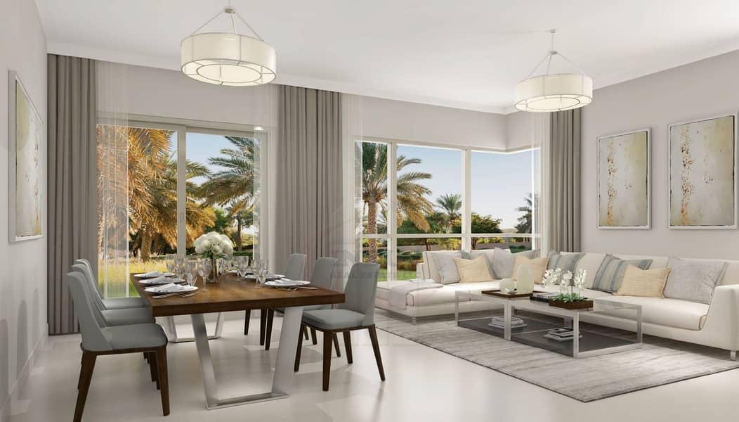2 Villa in Dubai Hills Maple TH | 3 Yr PHPP | 0% DLD