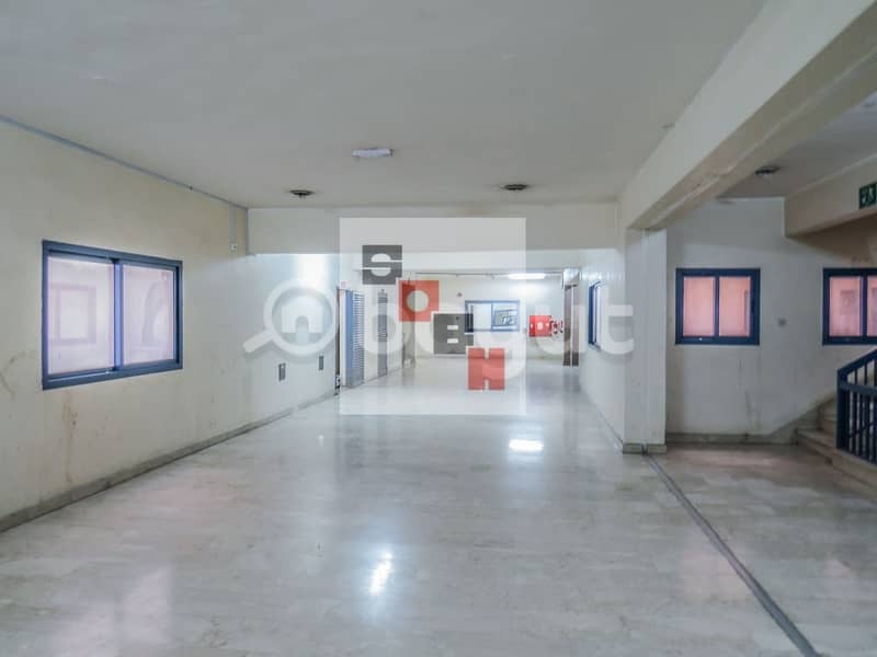 2 Spacious  2 Bedroom apartment available for  rent in SOBH Ajman Bldg. 2