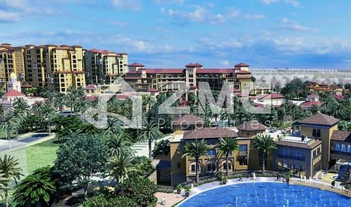2 Bedroom Apartment for Rent in Jumeirah Golf Estate, Dubai - Amazing Brand New 2 BR with 2 Huge Balcony|Vacant