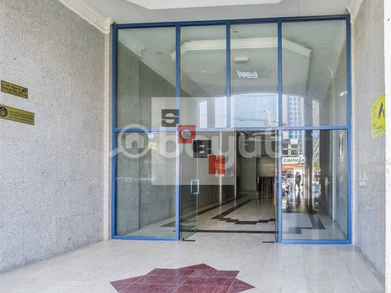 2 Spacious  3 Bedroom apartment available for  rent in SOBH Ajman Bldg. 2