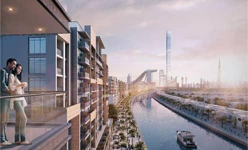 2 Bedroom Flat for Sale in Meydan City, Dubai - Best-Layout 2Bedroom Unit w/ Canal Views