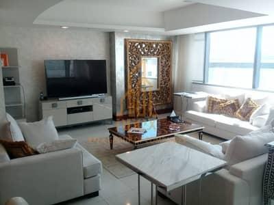 شقة 2 غرفة نوم للايجار في مركز دبي التجاري العالمي، دبي - Rent Reduced - Well Furnished 2 Bedroom Duplex